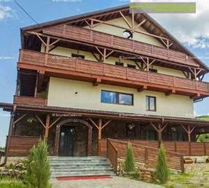 Cabana Vitoria Lipan - Cazare Bucovina, Cazare Mălini - Exterior intrare