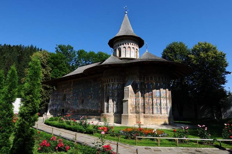 Mănăstirea Voroneț - Gura Humorului, Bucovina - Obiective turistice Bucovina Suceava