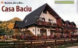 Pensiunea Casa Baciu - Cazare Bucovina, Cazare Fundu Moldovei - Exterior pensiune intrare