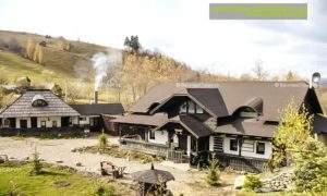 Pensiunea Casa Poveste - Cazare Bucovina, Cazare Câmpulung Moldovenesc - Exterior curte pensiuni