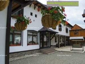 Pensiunea Casa Sabina - Cazare Bucovina, Cazare Argel, Cazare Voroneț, Cazare Gura Humorului - Exterior frontal intrare