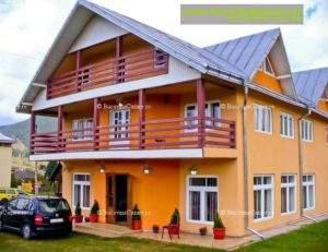 Pensiunea Doru Muntelui - Cazare Bucovina, Cazare Cozănești, Cazare Vatra Dornei - Exterior curte intrare