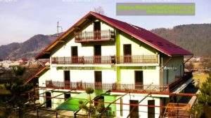 Pensiunea Grandemi Belvedere - Cazare Bucovina, Cazare Frasin, Cazare Humor - Exterior frontal terasă