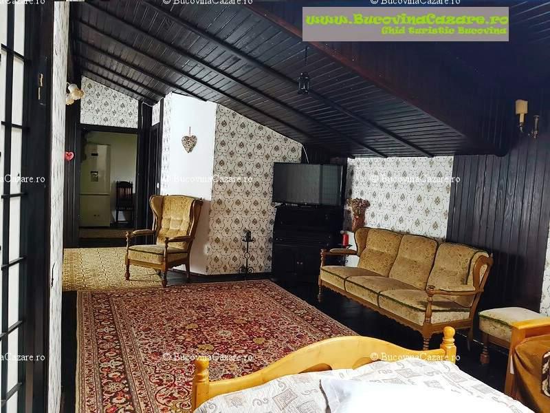 Pensiunea Orhideea - Cazare Bucovina, Cazare Gura Humorului - Interior camera triplă superioară 2