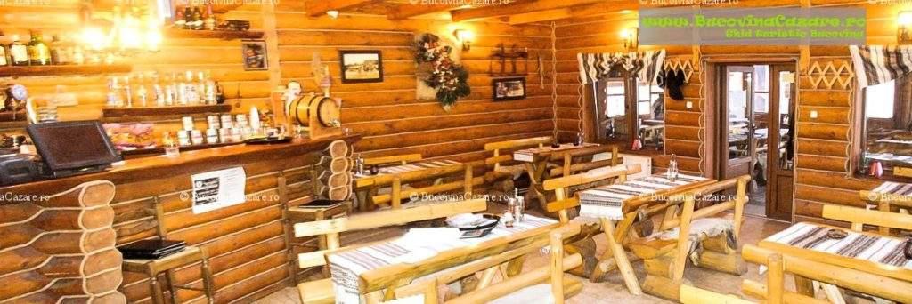 Restaurantul La Popasul Baciului - Restaurante Bucovina, Restaurante Câmpulung Moldovenesc, Restaurante Suceava - interior restaurant bar 4