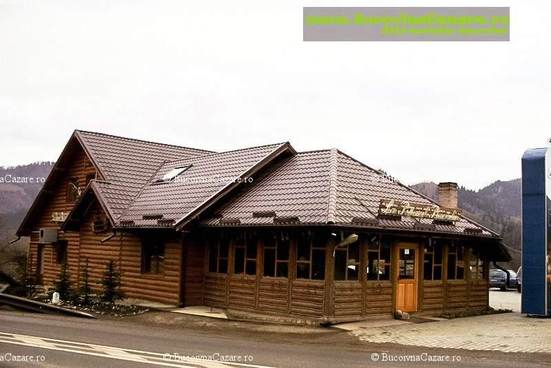Restaurantul La Popasul Baciului - Restaurante Bucovina, Restaurante Câmpulung Moldovenesc, Restaurante Suceava - interior restaurant bar 12