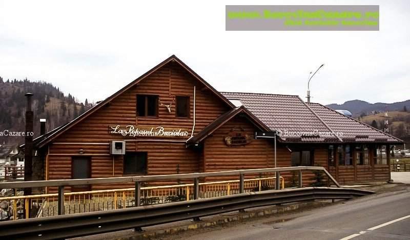 Restaurantul La Popasul Baciului - Restaurante Bucovina, Restaurante Câmpulung Moldovenesc, Restaurante Suceava - exterior restaurant bar 1