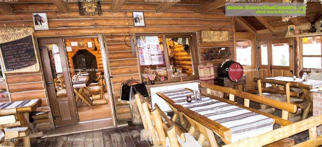 Restaurantul La Popasul Baciului - Restaurante Bucovina, Restaurante Câmpulung Moldovenesc, Restaurante Suceava - interior restaurant bar 5